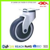 Medizinische Fußrolle mit zwei Arretierstellung (G503-34E100X32CS2)
