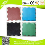 EPDM que entrelaza Gimnasio Rubber Flooring Mat