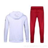 Gymnastiek Mens Hoodie van de Bovenkledij van het Merk van de Sweatshirts van de douane de Overmaatse Recentste