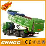 O ISO CCC aprovou 3 o caminhão de descarga do eixo 6X4/caminhão de Tipper