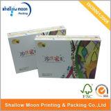 Caja de empaquetado del regalo reciclable brillante delicado al por mayor (AZ-121903)