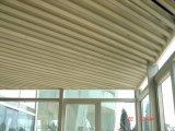 Preiswerter Aluminiumaufbau-dekorative Decken-Fliesen, Frachtgebühren verringernd