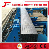 まっすぐな継ぎ目によって溶接される鋼管の製造所