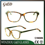 새 모델 도매 아세테이트 Eyewear 안경알 광학적인 가관 프레임 Cc1719