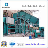 Halb-Selbsthydraulische Presse für die Altpapier-Emballierung (HAS4-7)