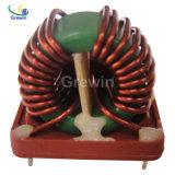 Le faisceau toroïdal de mode courant étrangle l'inducteur