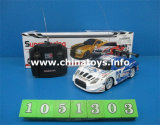 Hot Sale Plastic Toy 1: 24 4-CH R / C Car (1014503)
