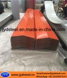 Protezione d'acciaio del Ridge galvanizzata colore