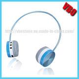 Auriculares sem fio estereofónicos de pouco peso de venda quentes de Bluetooth