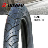 La motocicleta de la alta calidad pone un neumático 80/90-17 70/90-14 80/90-14
