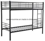 Bâti de couchette jumeau bon marché en métal de dormeur