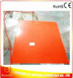 rubberVerwarmer van het Silicone van het Bed van 315*330*1.5mm 3D Printer Verwarmde
