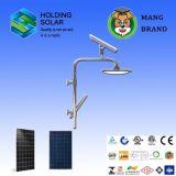 Luz solar do IP 65 da segurança PIR do diodo emissor de luz da lâmpada de rua