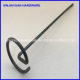 Тип штапель /G формы u SOD металла, штапель сада, штапель злаковика для искусственной ткани