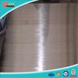Hoja de acero inoxidable de 304 espejos con alta calidad