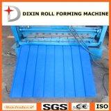 Roulis ondulé bon marché chaud de feuille de toit formant la machine en Chine