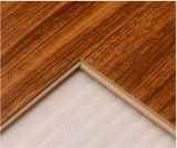 меламин HDF настила твёрдой древесины 8mm 12mm