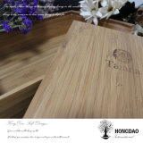 Caja de embalaje de madera de bambú de Hongdao que resbala la tapa