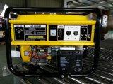 tipo geradores de 6kw Elepaq da gasolina & jogo de gerador da gasolina (SV15000E2) para a fonte de alimentação Home
