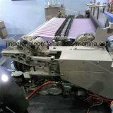 Telar de la materia textil del telar del jet del aire del color Zax9100 4