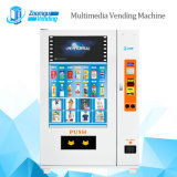 Large Capacity Drink & Snack Vending Machine mit Touchscreen-Medien