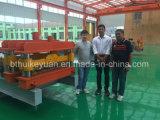 Máquina da formação de folha da telhadura do metal da alta qualidade de Hky