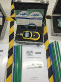 Detetor portátil da concentração do O2 do alarme do escape do gás do monitor do gás do oxigênio