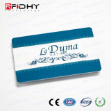 (Interfaz dual) tarjeta blanca universal del PVC del lustre