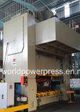 Type étroit machine de 500 tonnes de presse d'alimentation électrique de manivelle de double