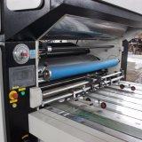 Máquina de estratificação da película Semi automática do cartão Msfm-1050