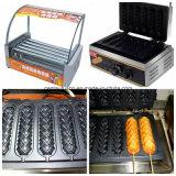 Hot-dog en acier de Stailess faisant la machine avec le meilleur prix