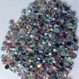 Камень свободного Rhinestone Fix Flack заднего горячего кристаллический для платьев