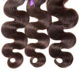 Do tom brasileiro do cabelo 3 de Ombre cabelo brasileiro humano 1PC do Virgin da onda do corpo do Weave 1b/4/27# 1b/4/30# 7A do cabelo de Ombre