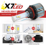 Luz LED Automotive X7 9600lm CREE LED de los faros Auto Parts