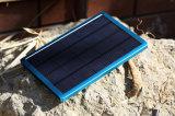 Большой солнечный крен силы стены 10000mAh заряжателя портативный для черноты телефона