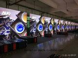 Wasserdichte HD im Freienmiete LED-Bildschirmanzeige P4.81