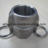 OEM Stainless Steel Casting Quick Coupling (pezzo fuso di investimento)