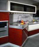 عال لامعة مطبخ أثاث لازم ([زإكس-053])
