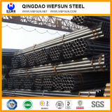 Balck Round / Square Welded Steel Pipe