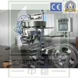 Máquina de embalagem Double-Line inteiramente automática de aquecimento da almofada