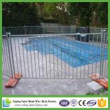 Aluminiumpool-/Garden-Zaun-Panel - flache Oberseite-Primel 1200X2400