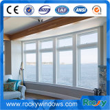 중국제 고품질 좋은 알루미늄 여닫이 창 Windows