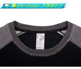 Coton à manches Hommes personnalisé Plaine Classe longues T-shirt