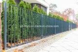 Barrière galvanisée de fer adaptée aux besoins du client par qualité allemande
