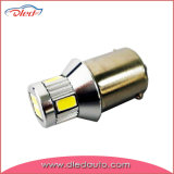 Fehlerloses T20 1156 5730SMD 5W Auto, das LED-Licht ersetzt