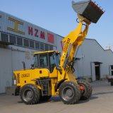 Hzm는 3 톤 무거운 장비 건축 바퀴 로더를 이용했다