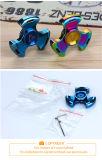 Новое цветастое время вращения обтекателя втулки руки игрушки непоседы длиной для аутизма и малышей Adhd/взрослый смешного анти- усилия