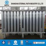 Vaporizzatore ambientale industriale del Lar del Lox di LNG Lin (SEFIC-400-250)