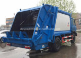 Dongfeng 10 tonnes de compacteur d'ordures de camion de camion d'ordures comprimé par 10m3