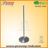 Stand de haut-parleur en métal avec la base lourde